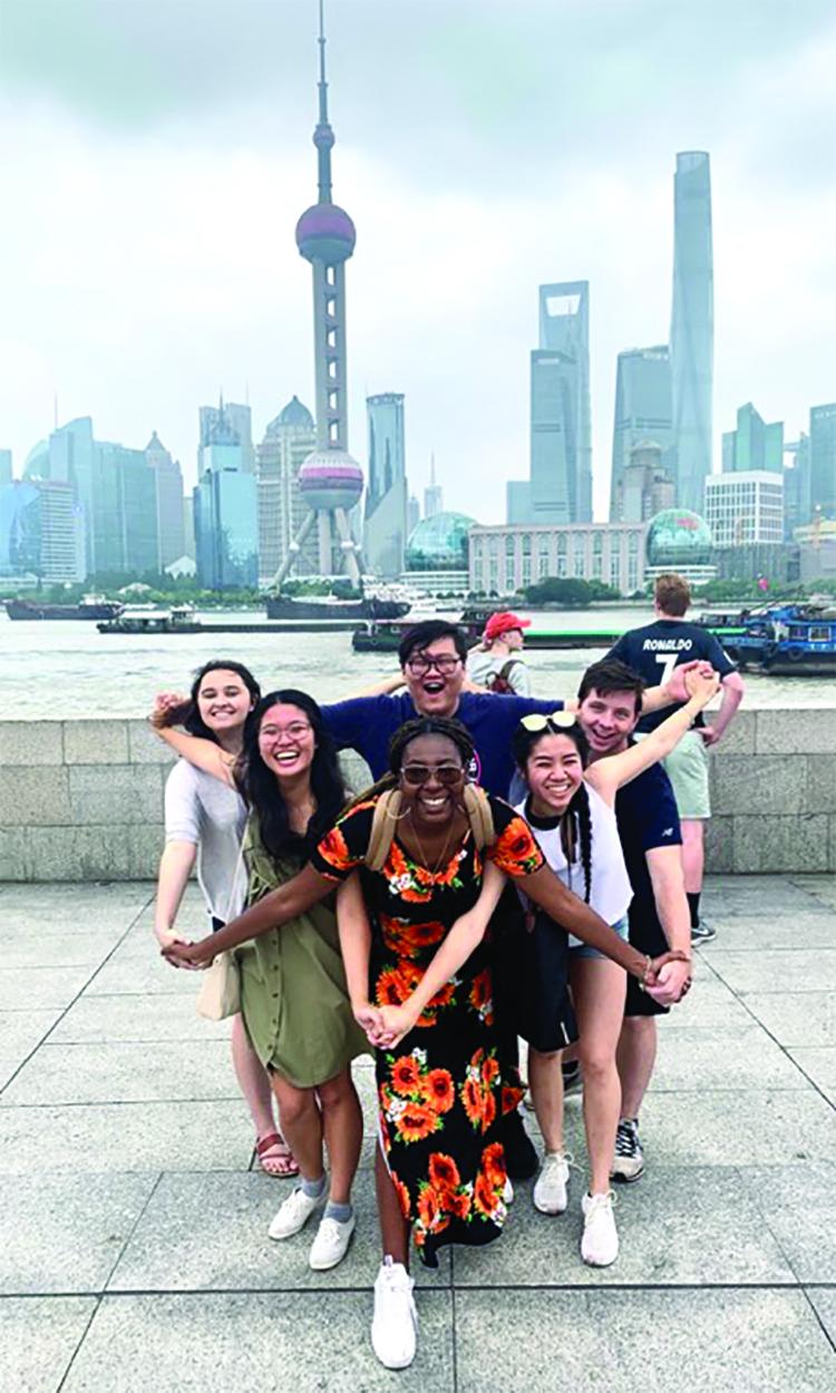 Summer Program - History | Pre-College at CET Shanghai: Global Perspectives Program