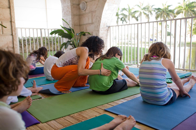 Summer Program - Multi-Sport | Pritikin Longevity Center Summer Family Program
