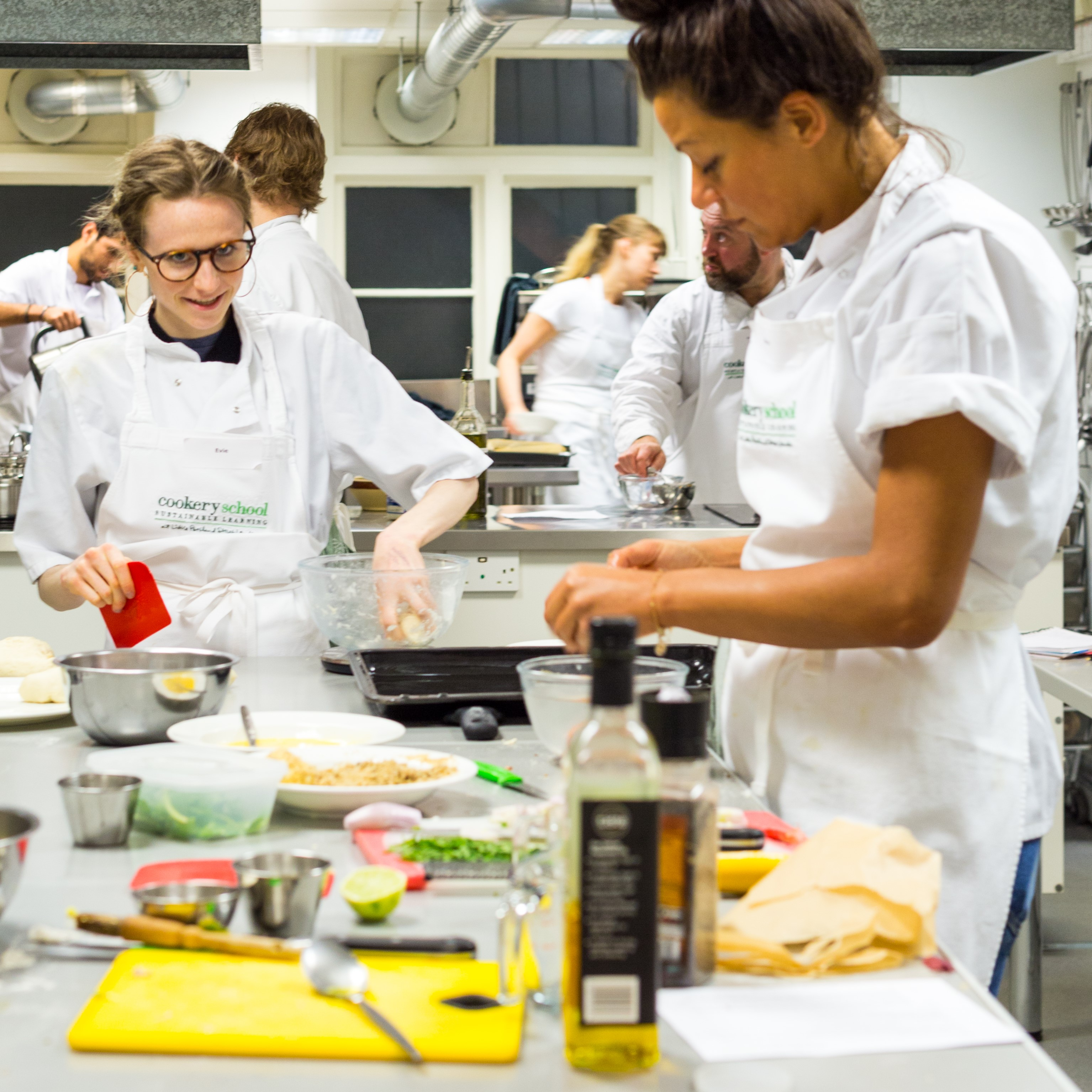 Gap Year Program - Professional Cook's Certificate in Food and Wine  2