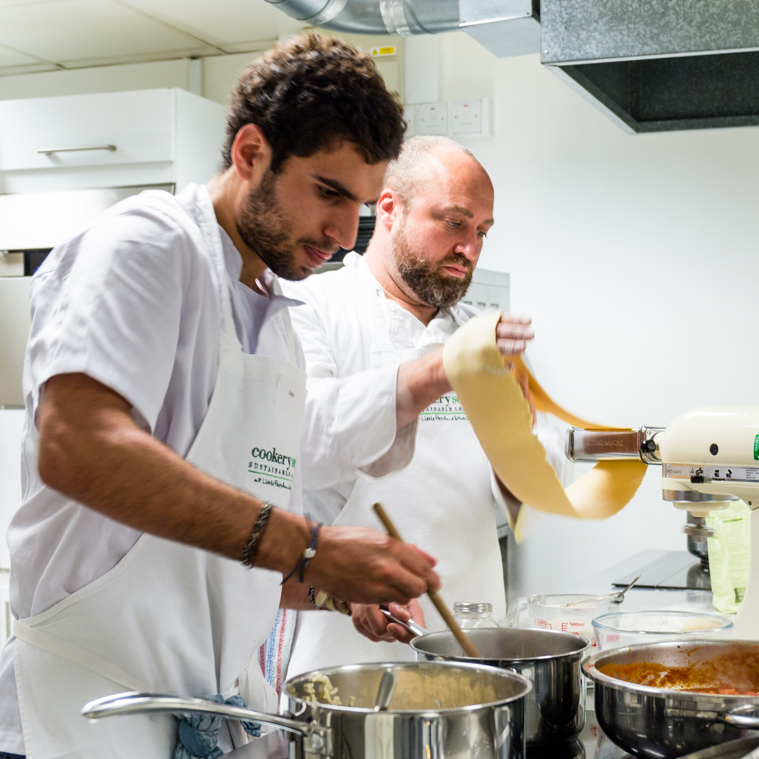 Gap Year Program - Professional Cook's Certificate in Food and Wine  1