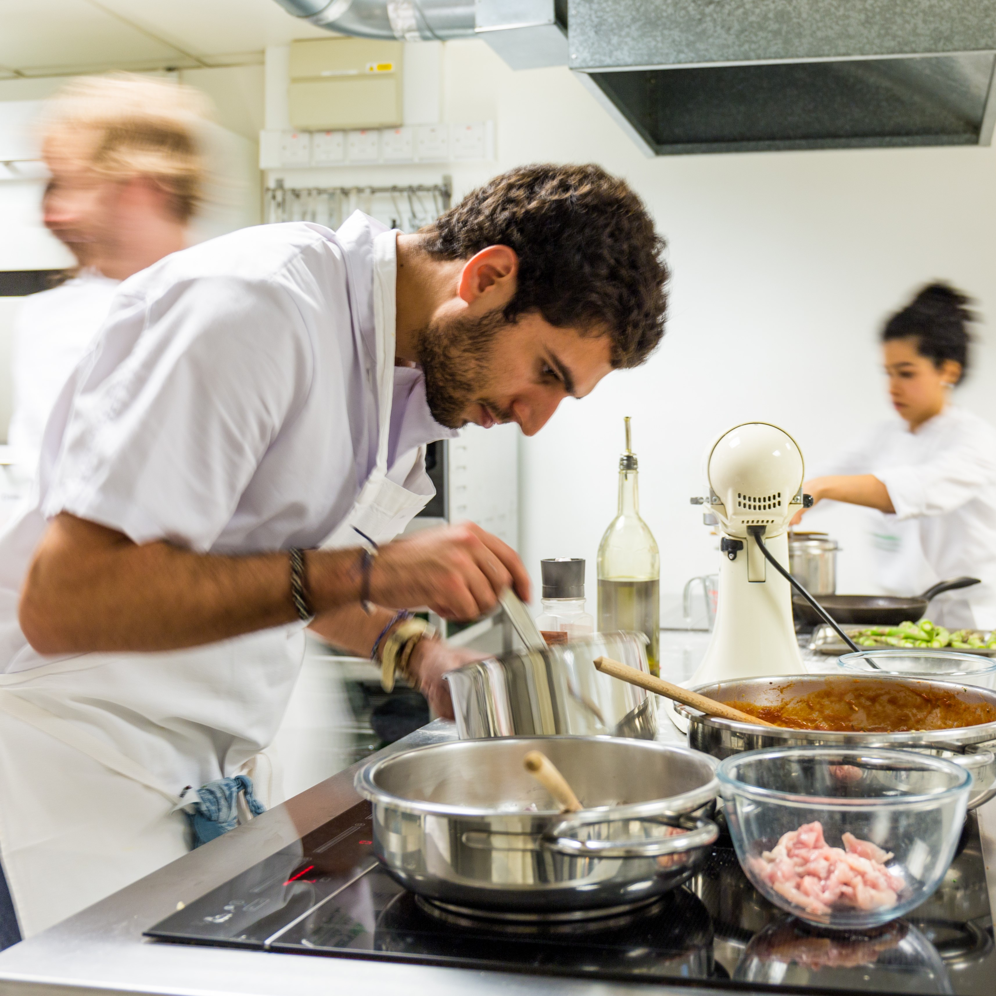 Gap Year Program - Professional Cook's Certificate in Food and Wine  3