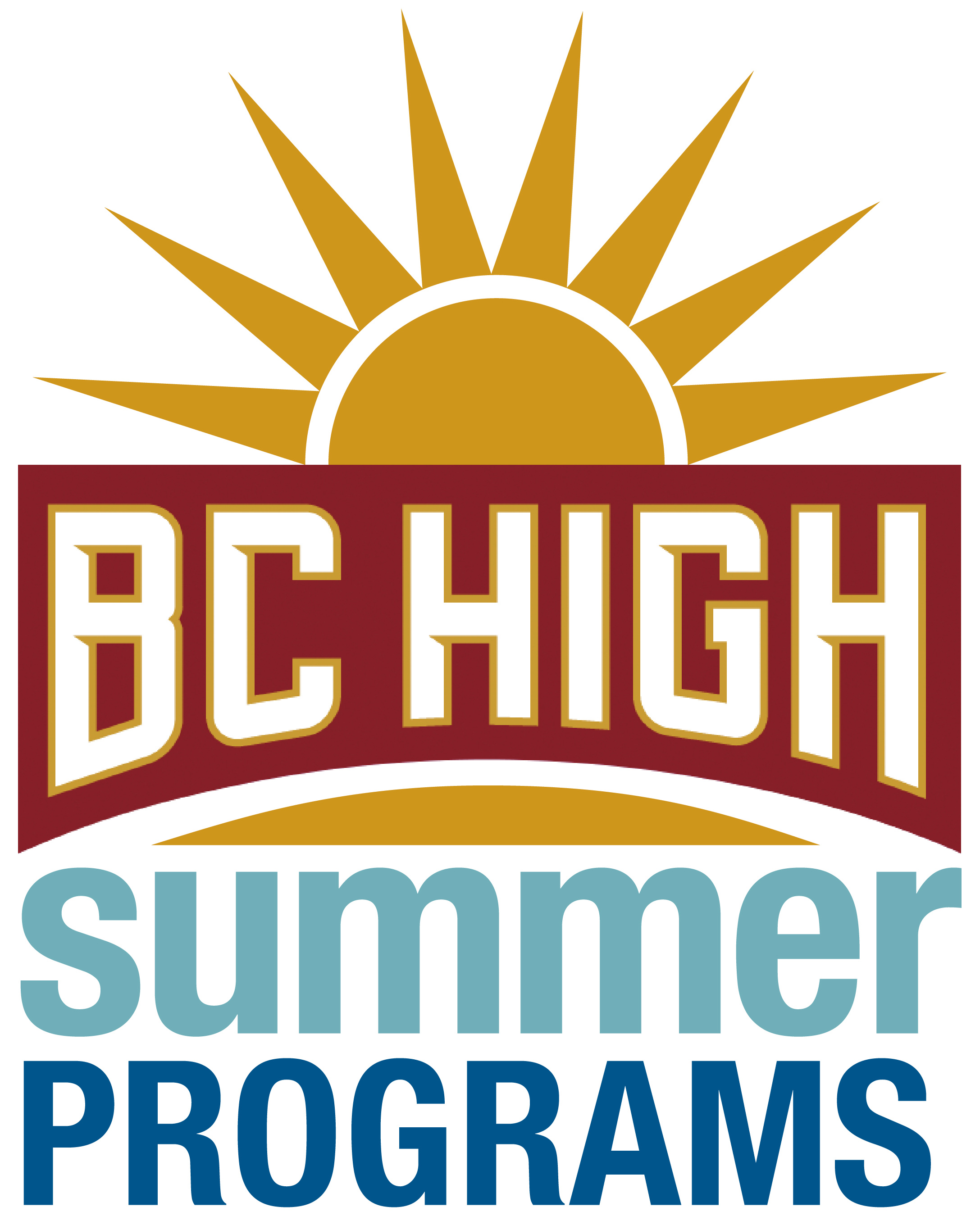 Summer Program BC High School Summer Programs