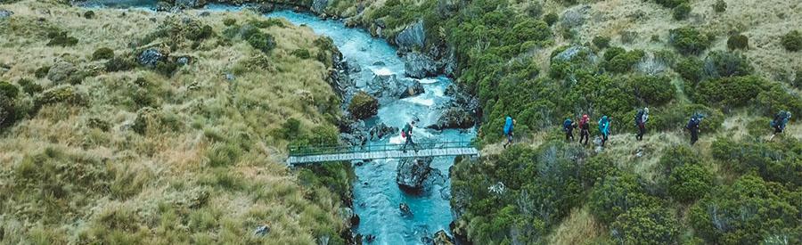 Gap Year Program - Pure Exploration: Adventure Guide Program - New Zealand  2