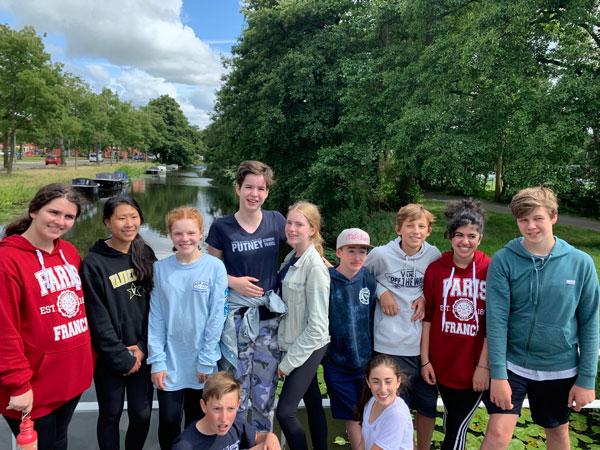 Summer Program - Group Travel   Putney Student Travel: Middle School Program in Ireland