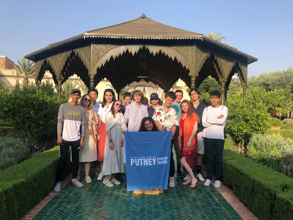 Summer Program - Literacy and Education | Putney Student Travel: Community Service Program in Morocco