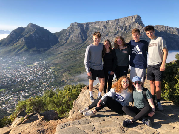 Summer Program - Youth | Putney Student Travel: Community Service Program in South Africa