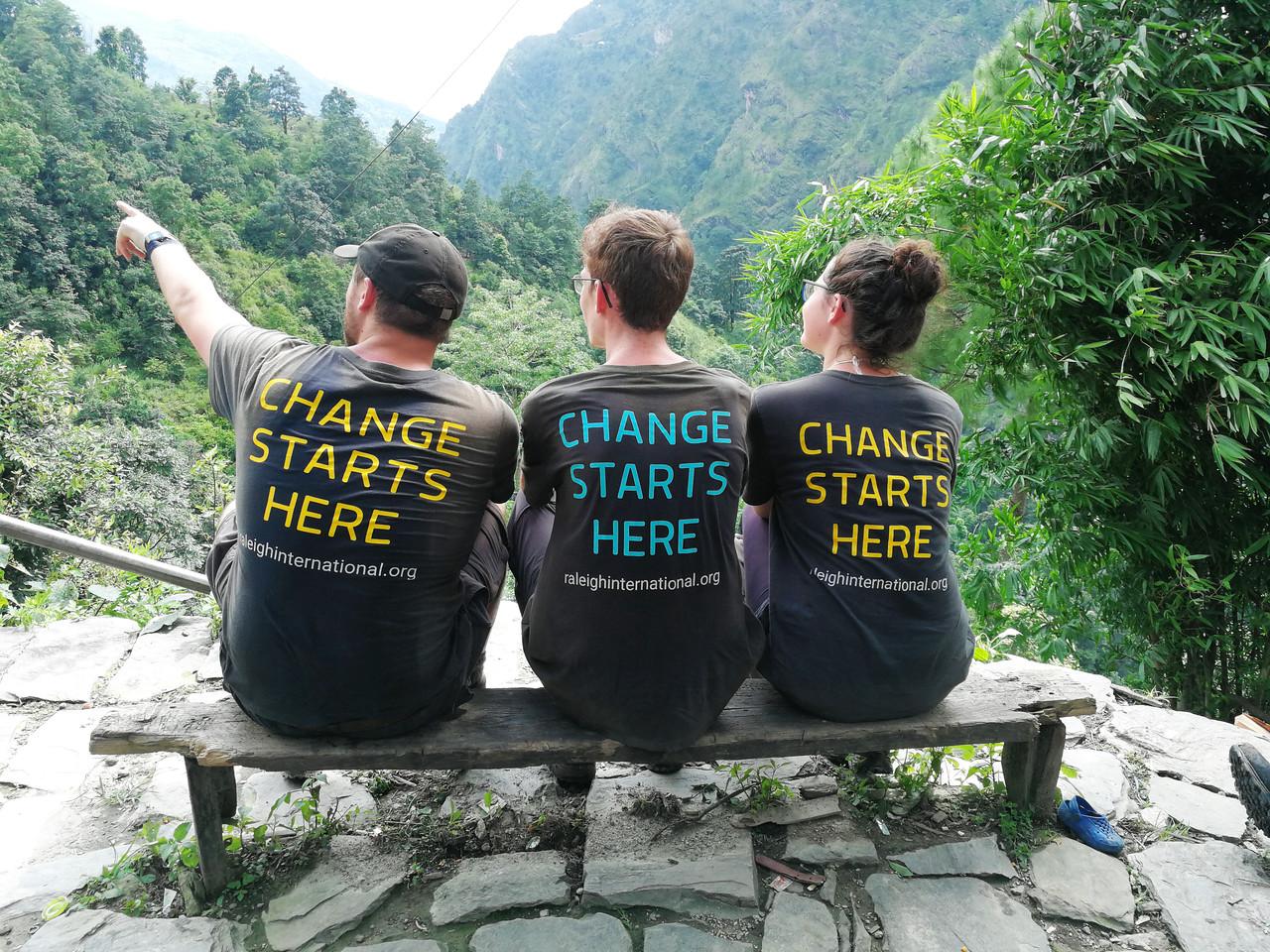 Gap Year Program - Volunteer abroad in 2020: 5 week Raleigh Expeditions in Nepal and Costa Rica (Nov-Dec 2020)  5