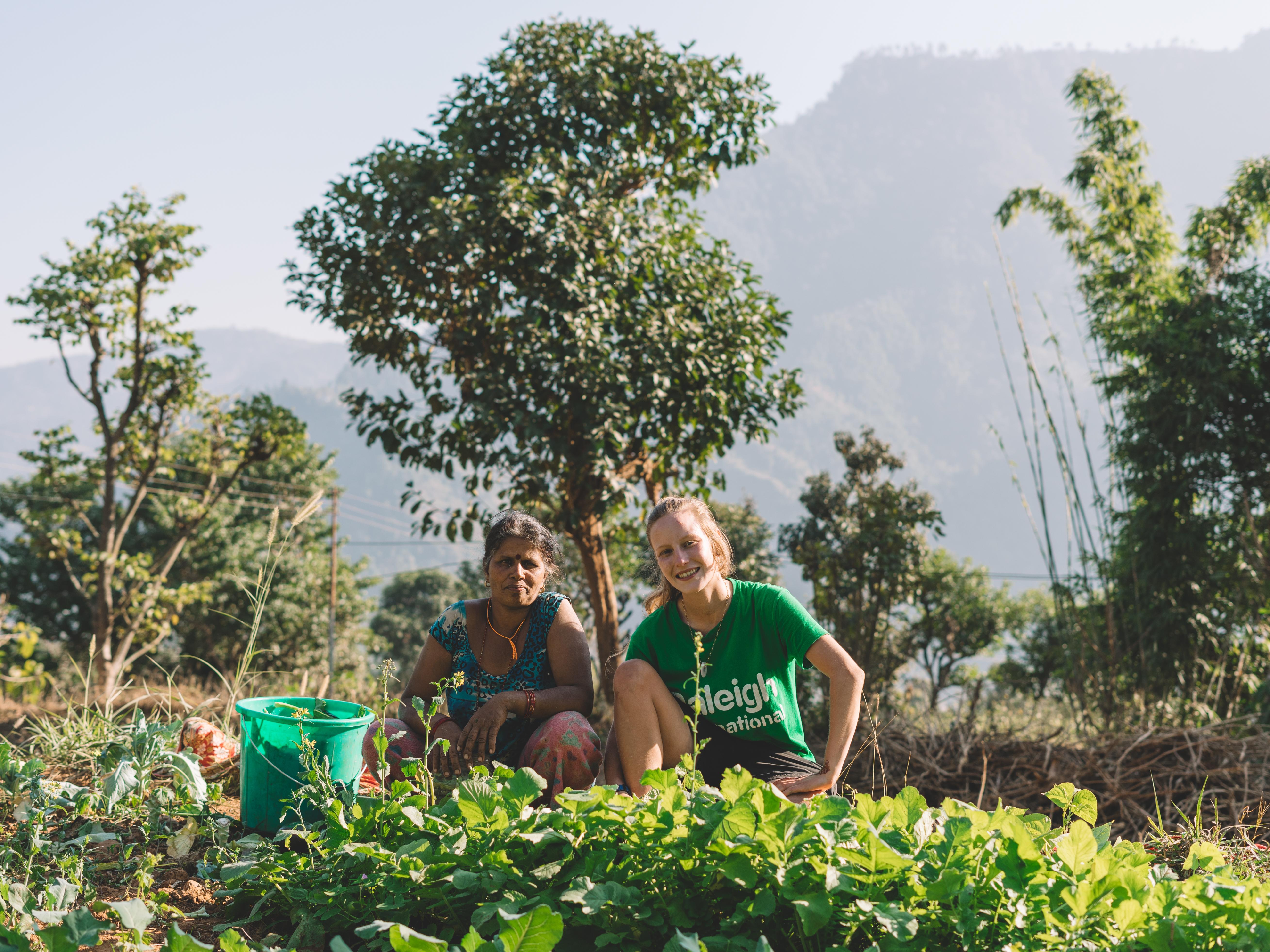 Gap Year Program - Volunteer abroad in 2020: 5 week Raleigh Expeditions in Nepal and Costa Rica (Nov-Dec 2020)  6