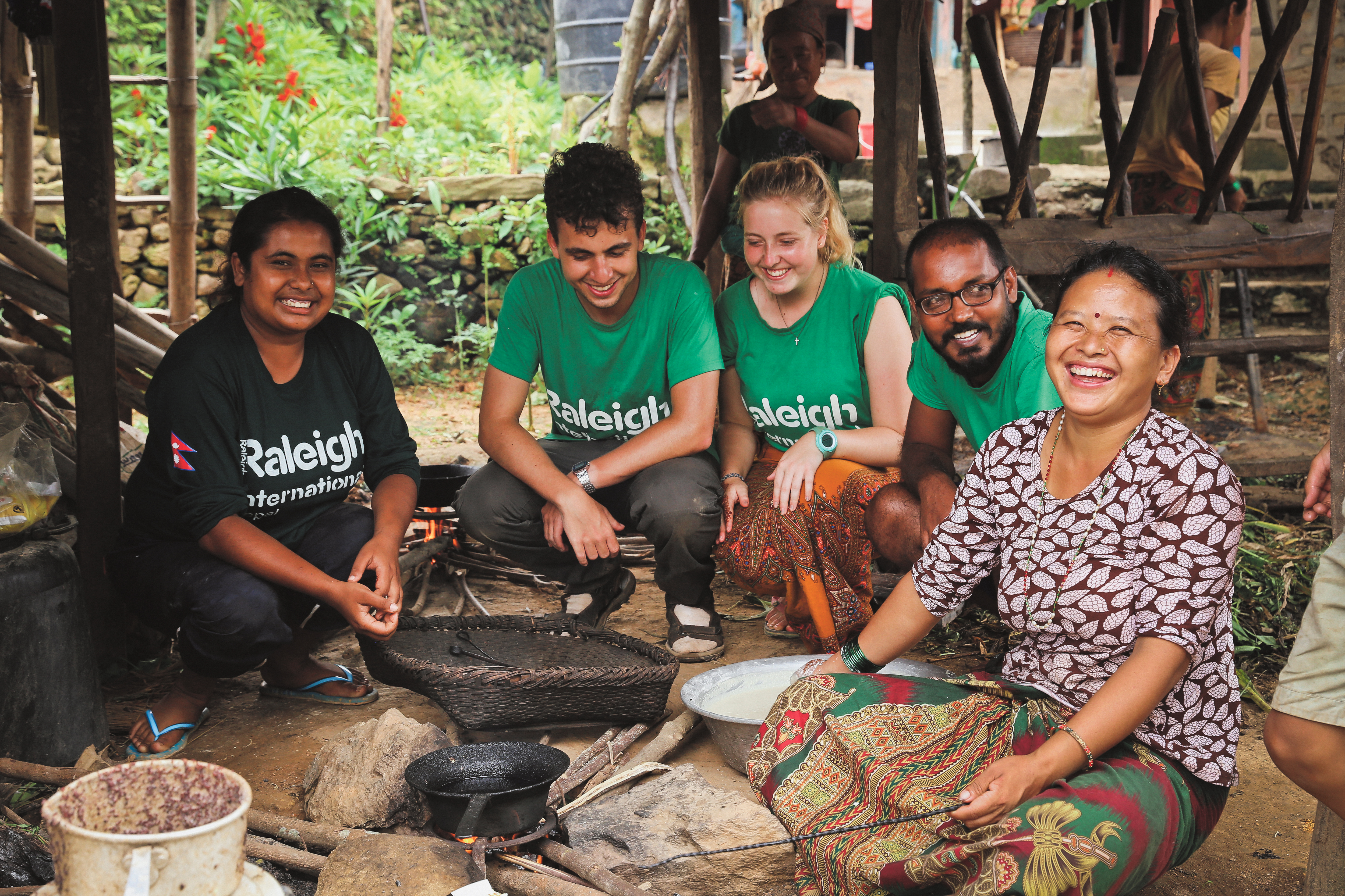 Summer Program - Preserving the Environment | Raleigh International - Summer 2020 Travel Abroad Program in Nepal