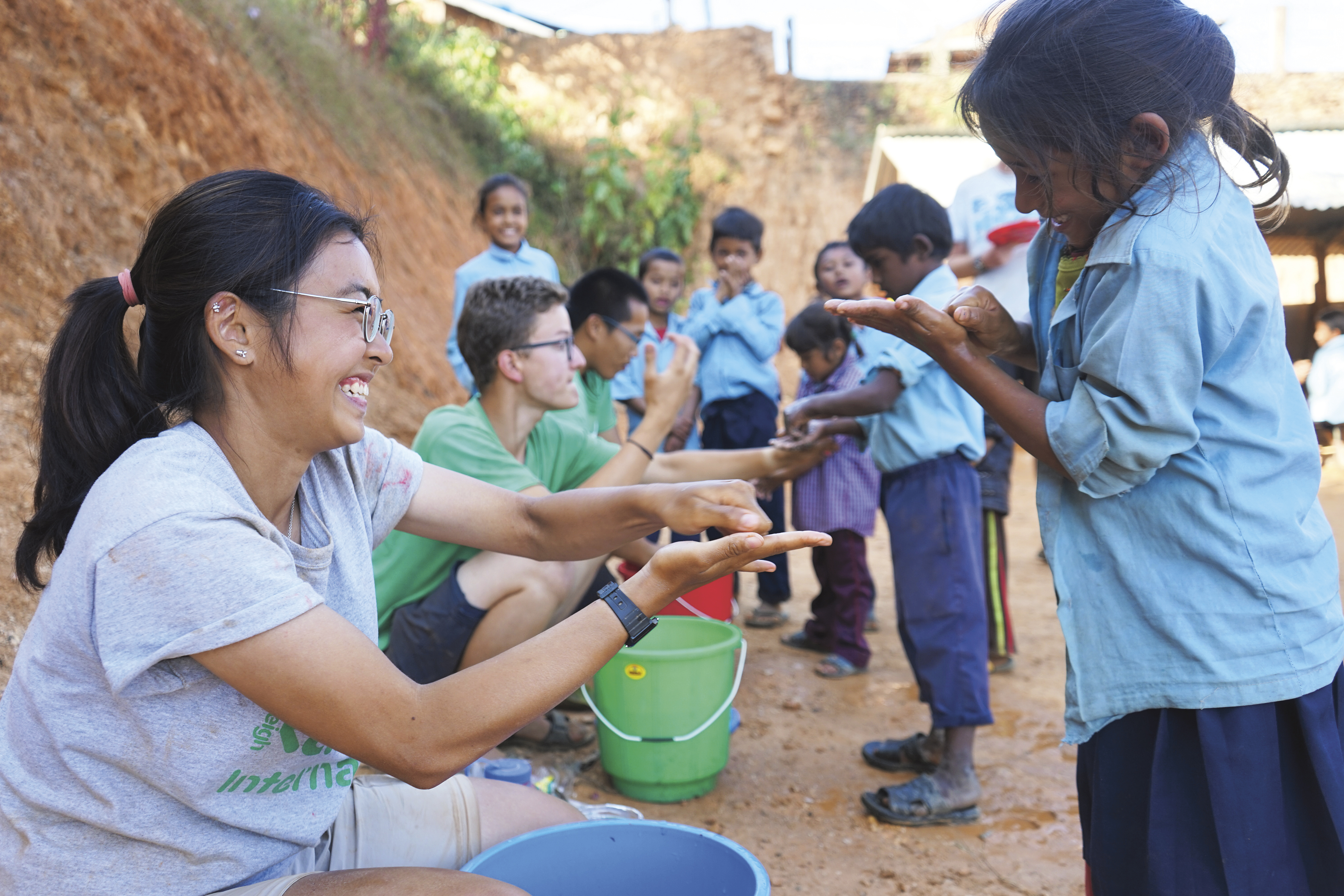 Summer Program - Community Resources | Raleigh International - Summer 2020 Travel Abroad Program in Nepal