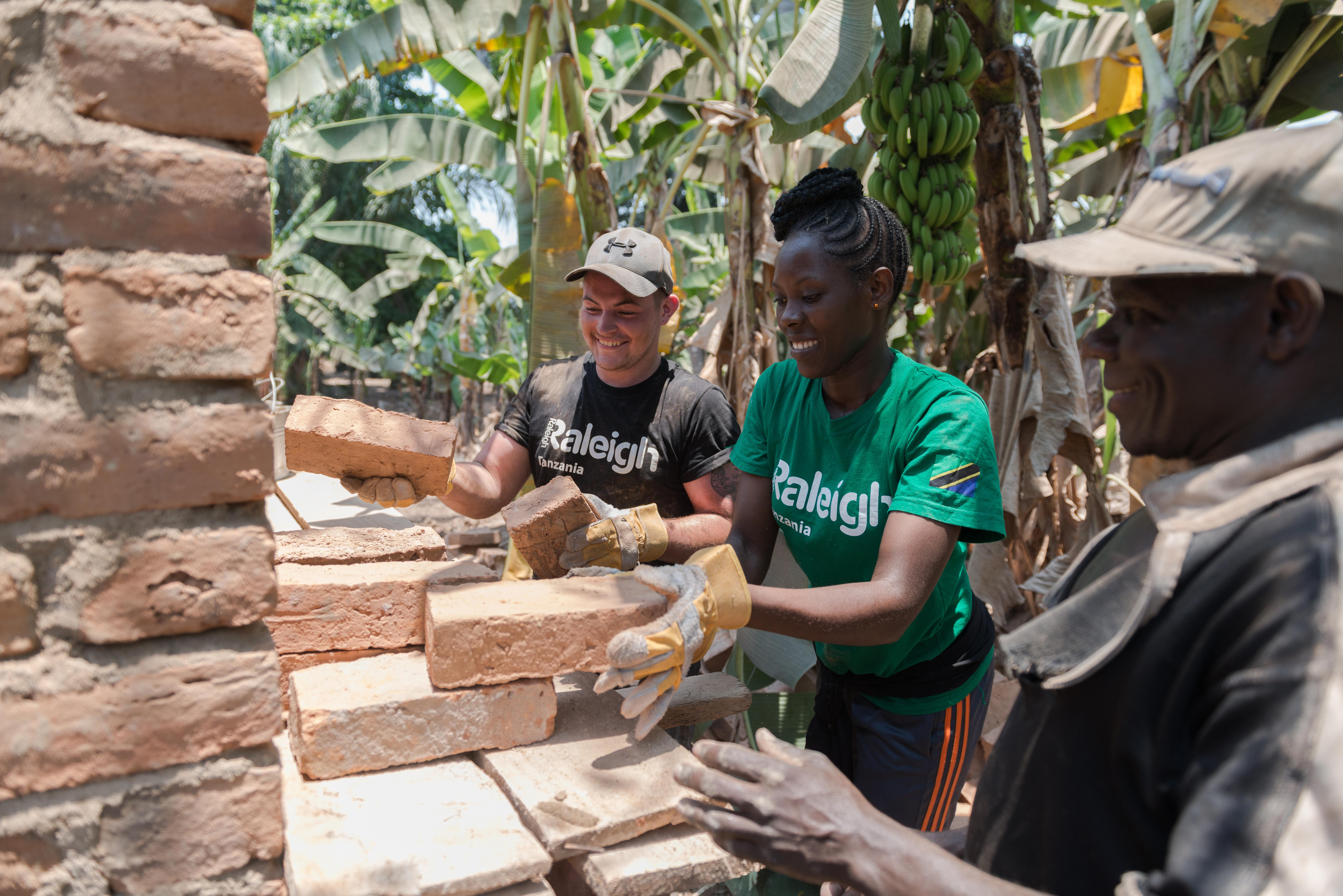 Summer Program - Community Center | Raleigh International - Summer 2020 Travel Abroad Program in Tanzania