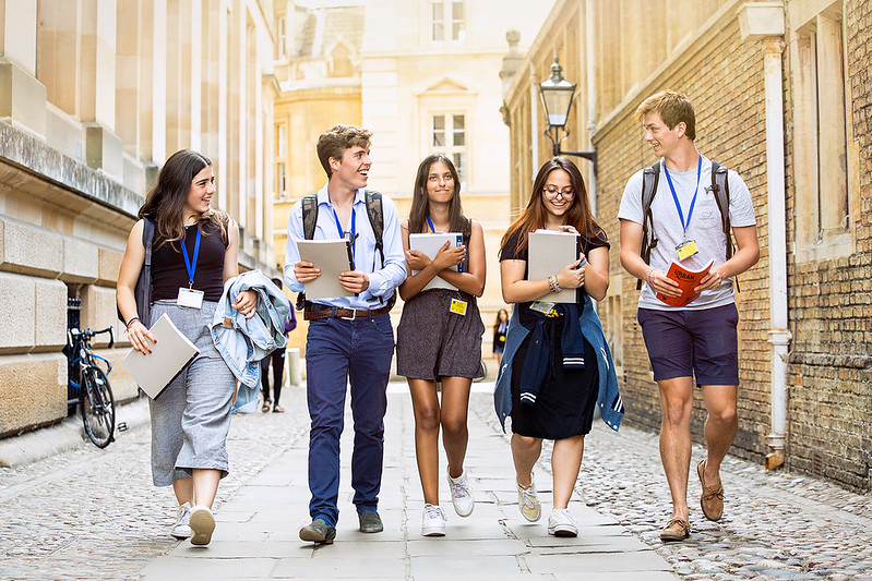 Summer Program - Classics | Reach Cambridge International Summer School