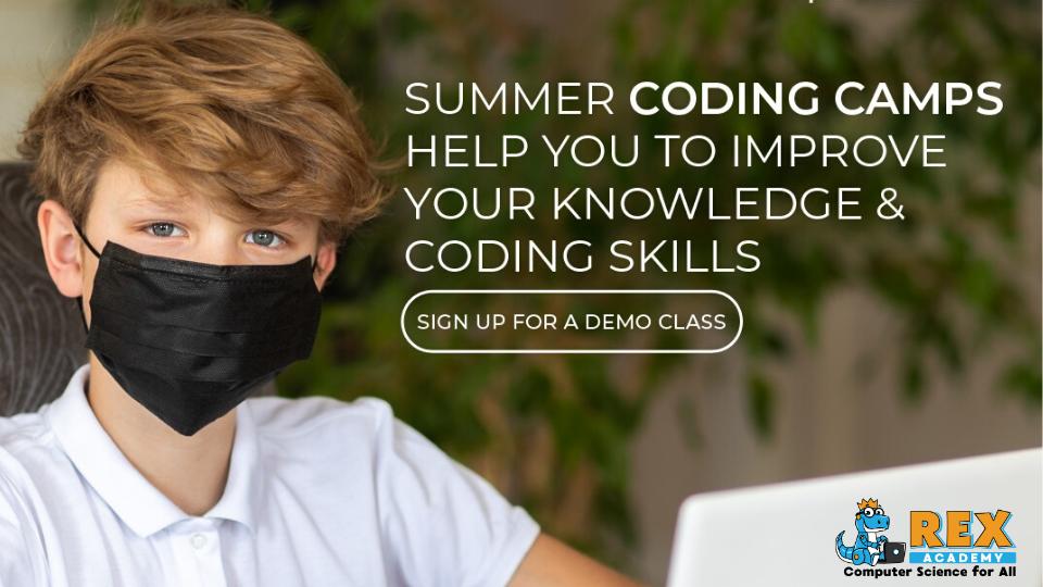 Summer Program - Cybersecurity   Rex Academy Online Summer STEM Camps