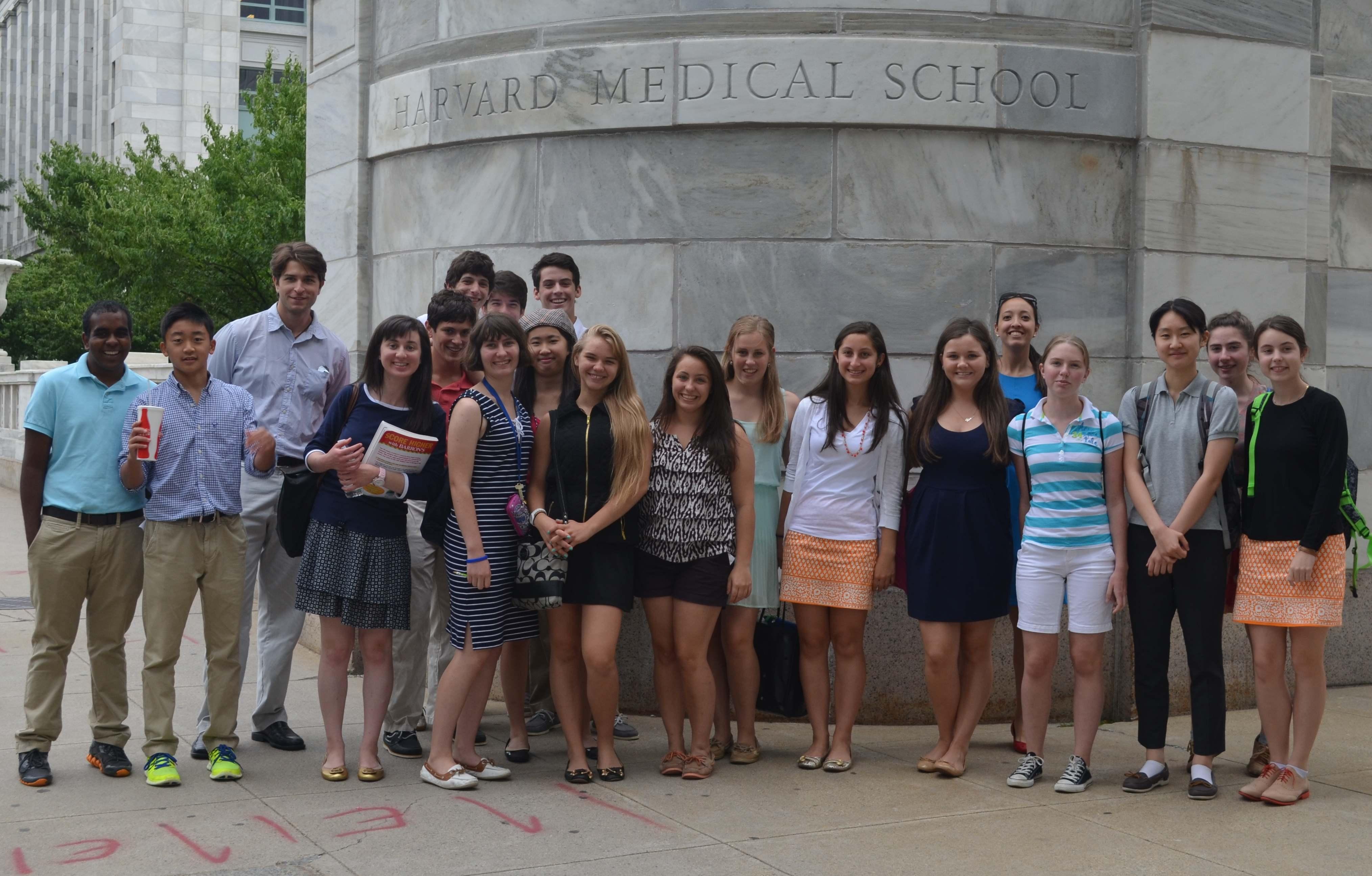 Summer Program - Bio Technology   Roxbury Latin Science Program