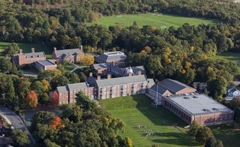 School - Roxbury Latin School  1