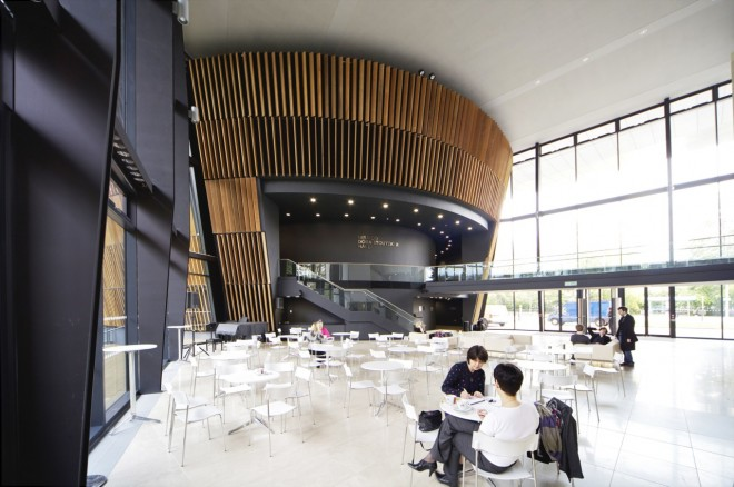 College - Royal Welsh College of Music & Drama  1