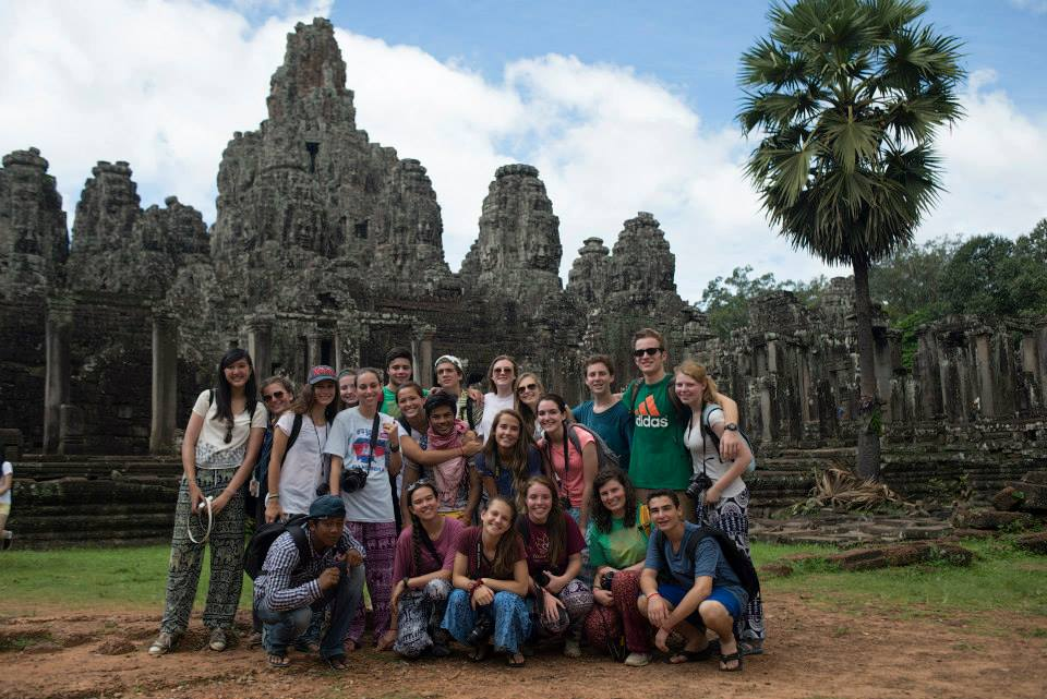 Summer Program - Adventure/Trips | Rustic Pathways | Cambodia