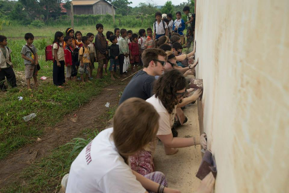 Summer Program - Group Travel | Rustic Pathways | Cambodia