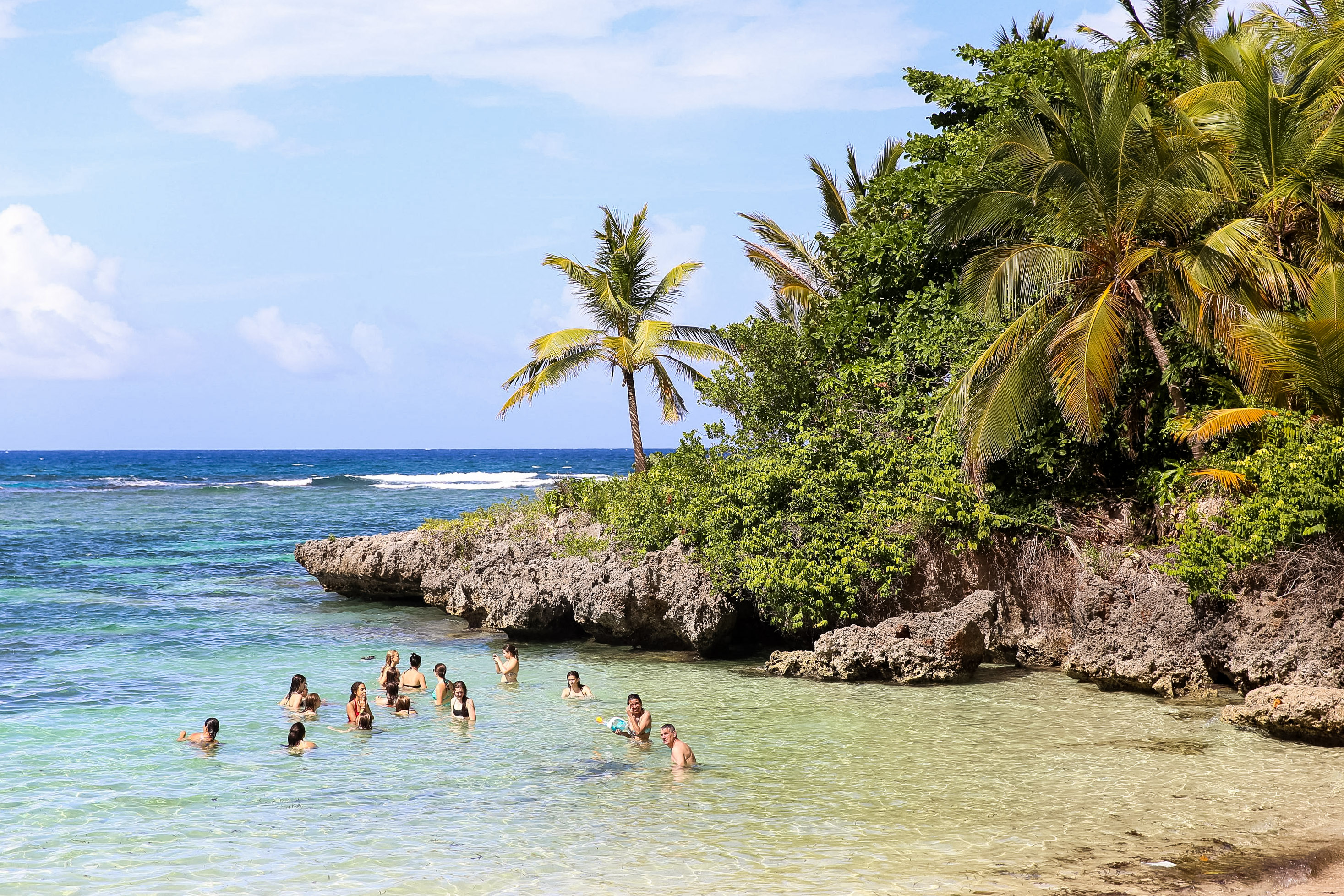 Summer Program - Group Travel | Rustic Pathways | Dominican Republic