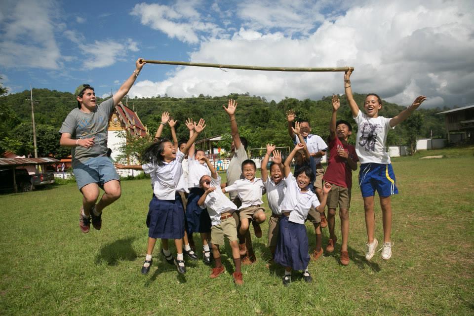 Summer Program - Adventure/Trips | Rustic Pathways | Laos