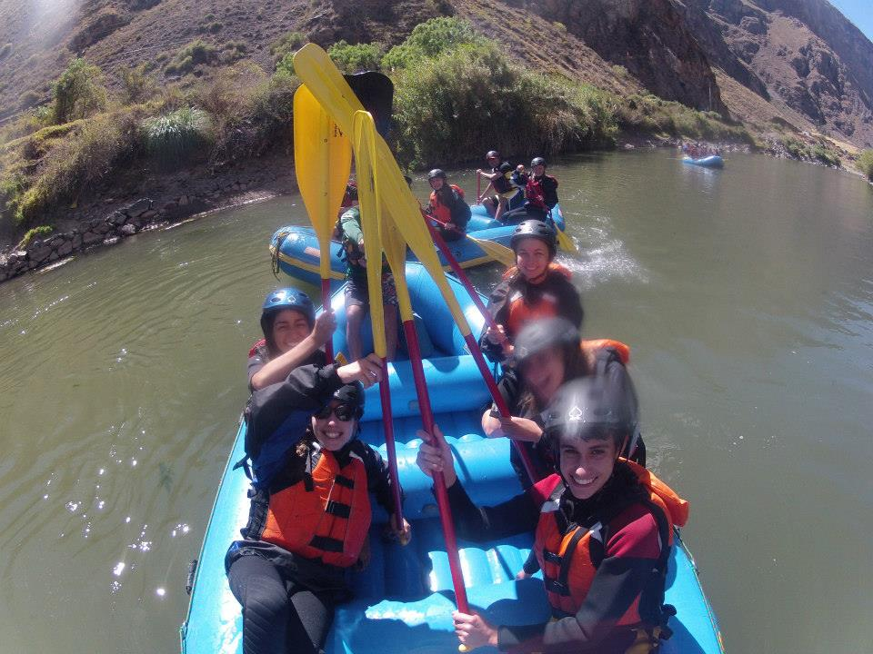 Summer Program - Group Travel | Rustic Pathways | Peru ...