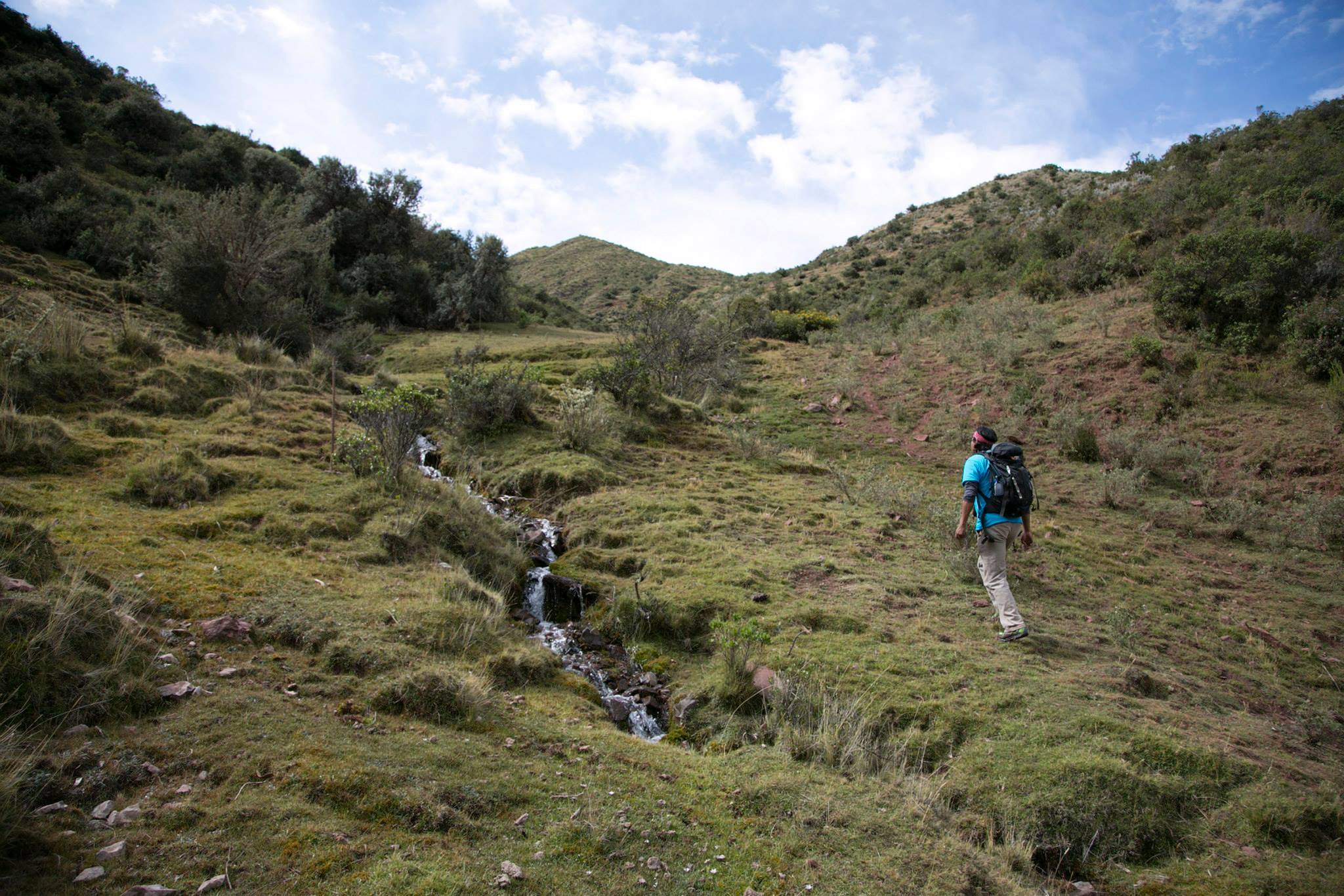 Summer Program - Group Travel | Rustic Pathways | Peru