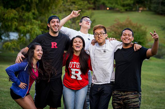 College - Rutgers University-New Brunswick  2