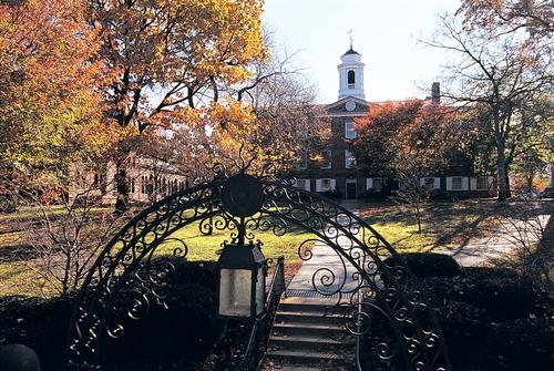 College - Rutgers University-New Brunswick  1