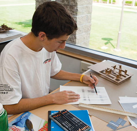 Summer Program - Architecture | Roger Williams University: High School Summer Academy in Architecture