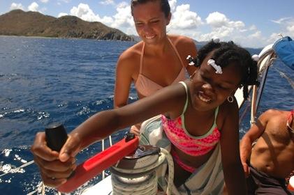 Summer Program - Swimming | Sail Caribbean Summer Adventures