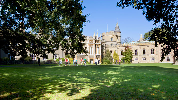 College - St. Mary's University - Twickenham, London  1