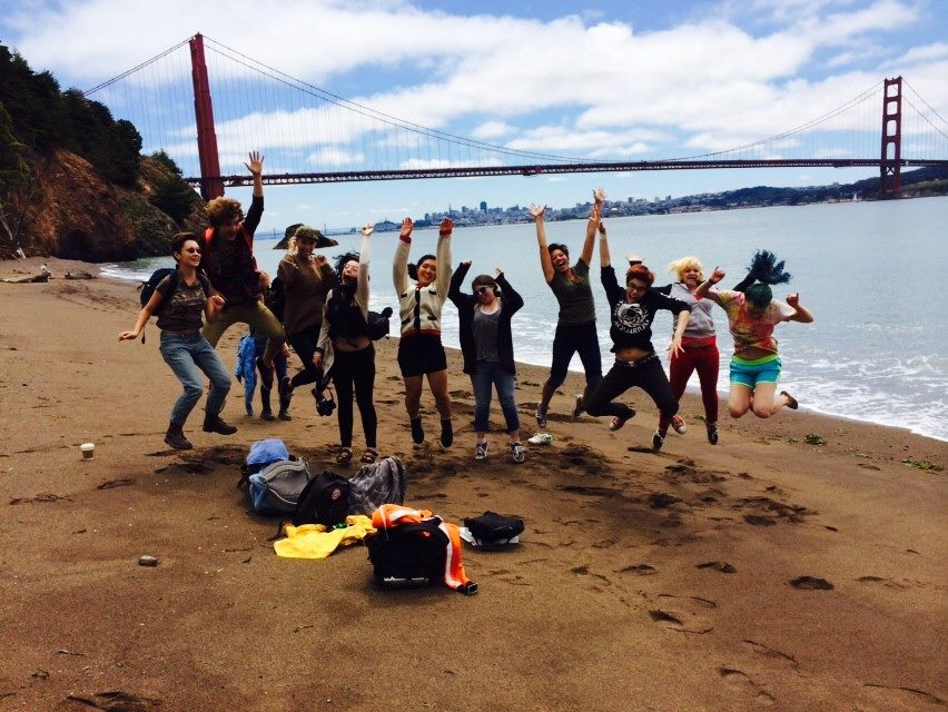 Summer Program - Pre-College | San Francisco Art Institute PreCollege