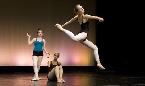 Summer Program - Dance | Summer Dance Intensive