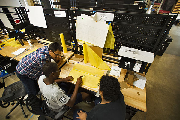 Summer Program - College Experience | University of Maryland: Terp Young Scholars | School of Architecture