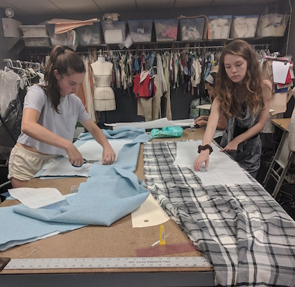 Summer Program - Fashion | Teen Fashion Clinics - School of Fashion Design