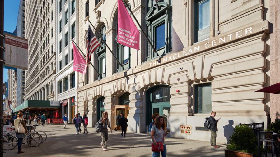 College - School of the Art Institute of Chicago  2