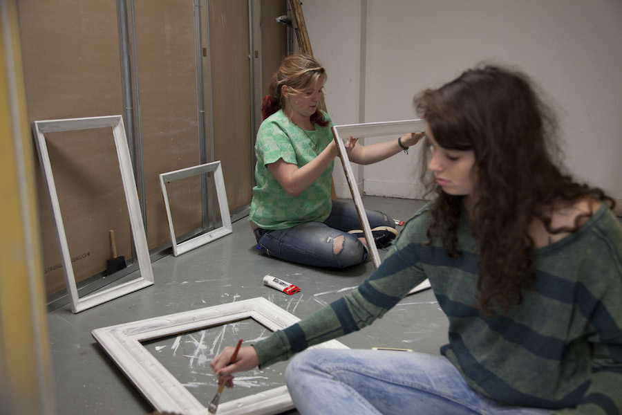 Summer Program - Fine Arts | School of the Museum of Fine Arts: Pre-College Summer Studio