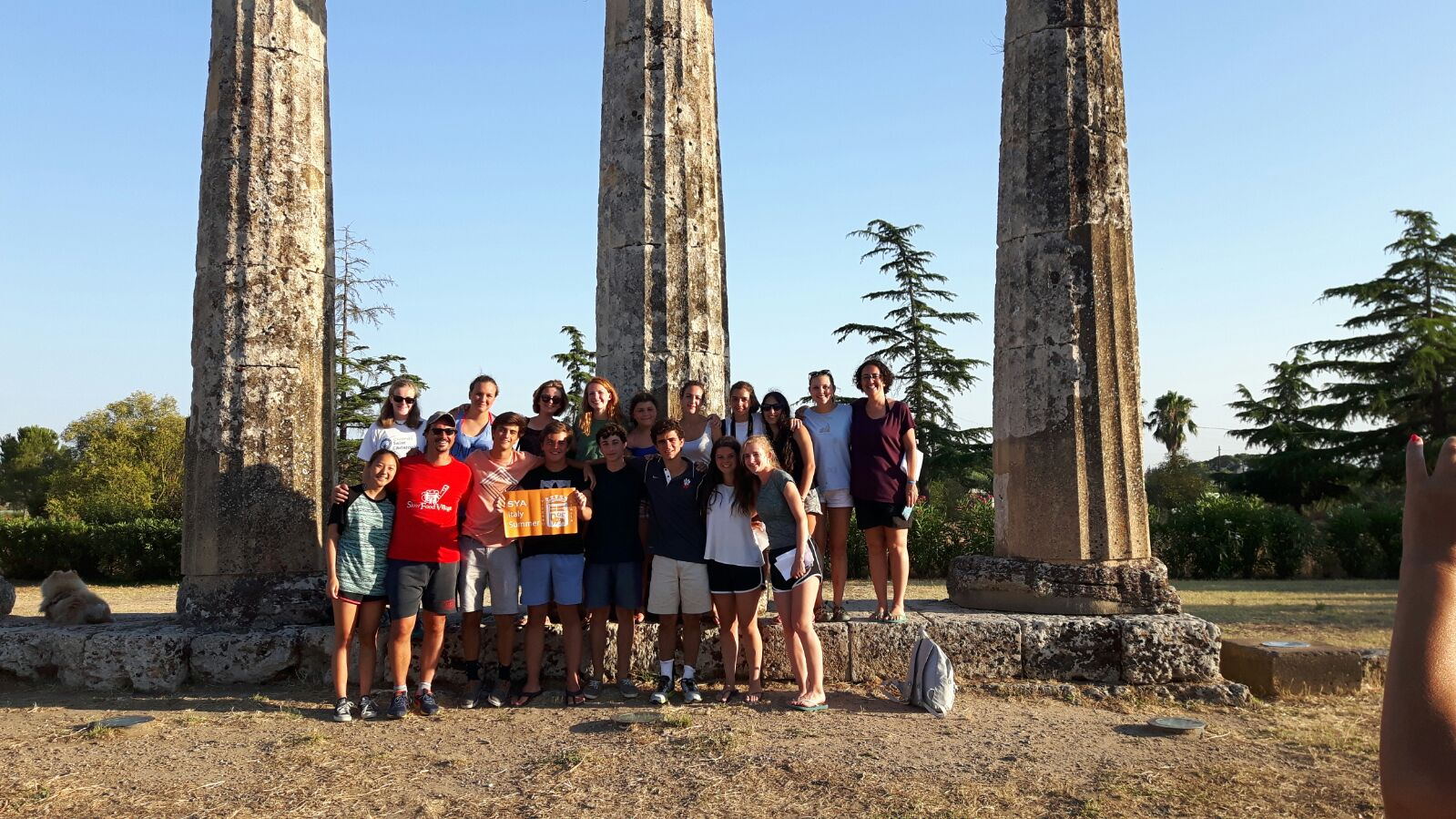 Summer Program - Study Abroad | SYA Summer Italy