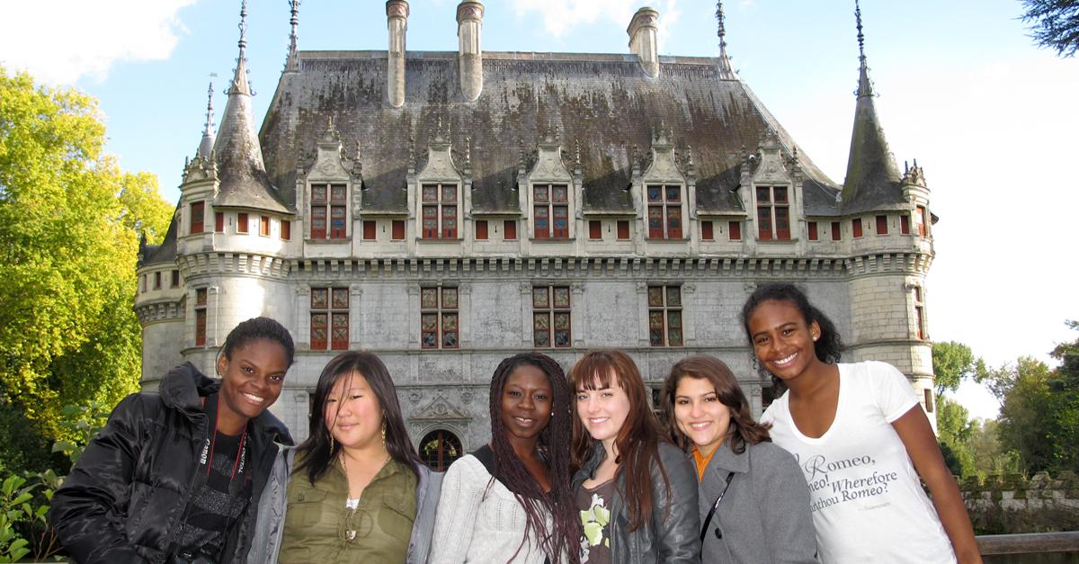 School - School Year Abroad  8