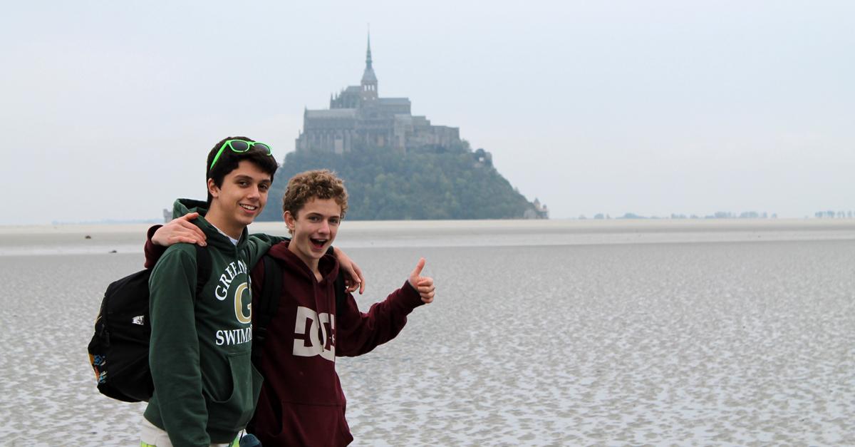 School - School Year Abroad  7