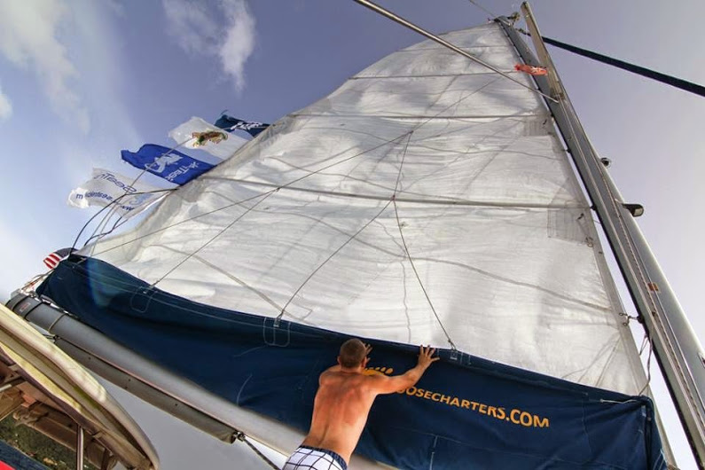 Summer Program - Sailing | SeaTrek BVI: Tropical Adventures in Sailing, Scuba & Marine Biology
