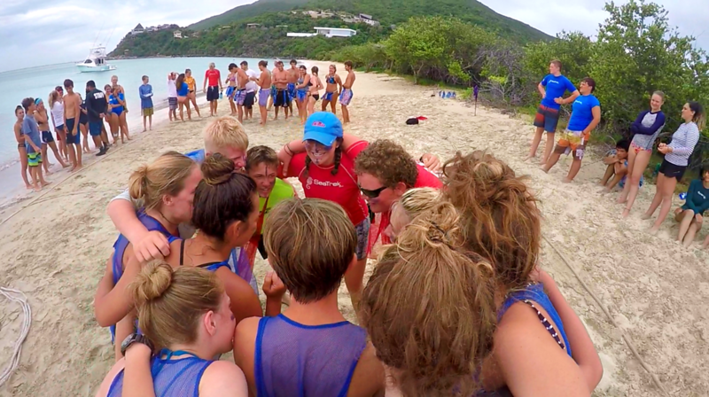 Summer Program - Hiking | SeaTrek BVI: Tropical Adventures in Sailing, Scuba & Marine Biology