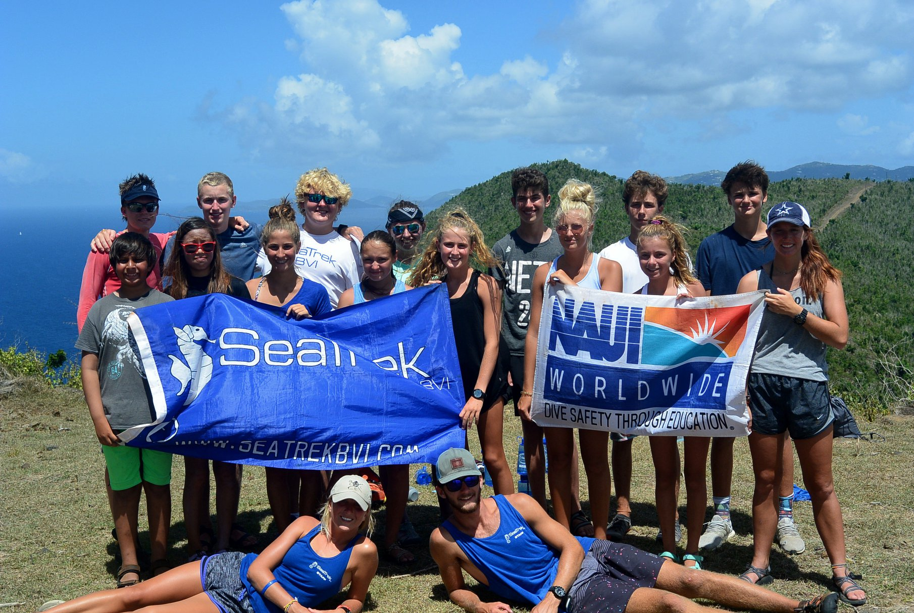 Summer Program - Water Sports | SeaTrek BVI: Tropical Adventures in Sailing, Scuba & Marine Biology