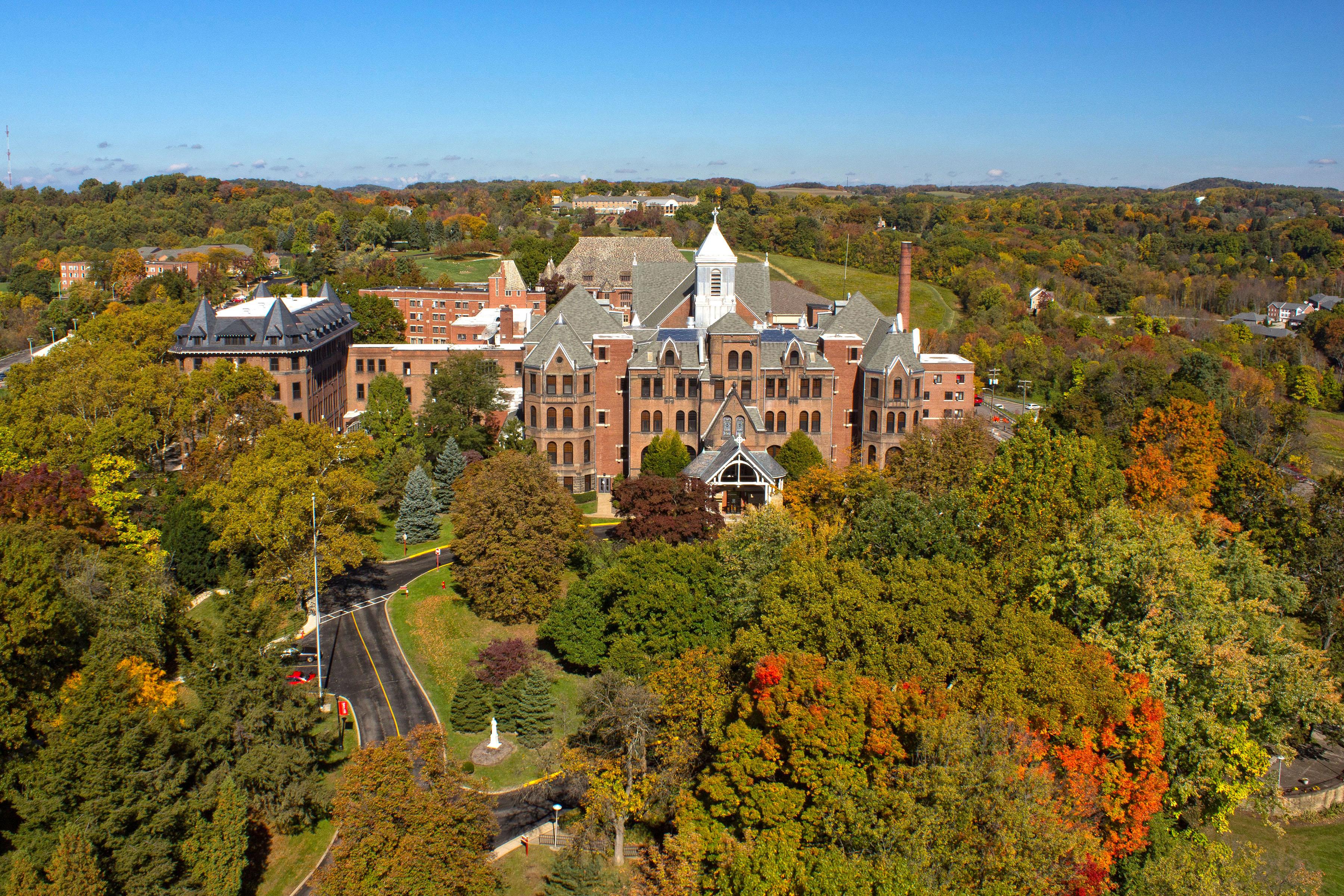 College - Seton Hill University  1