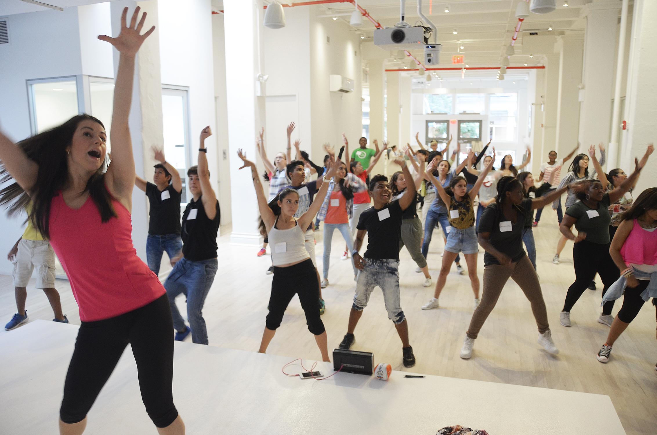 Summer Program - Musical Theatre Arts | Sing for Hope Arts Week 2018