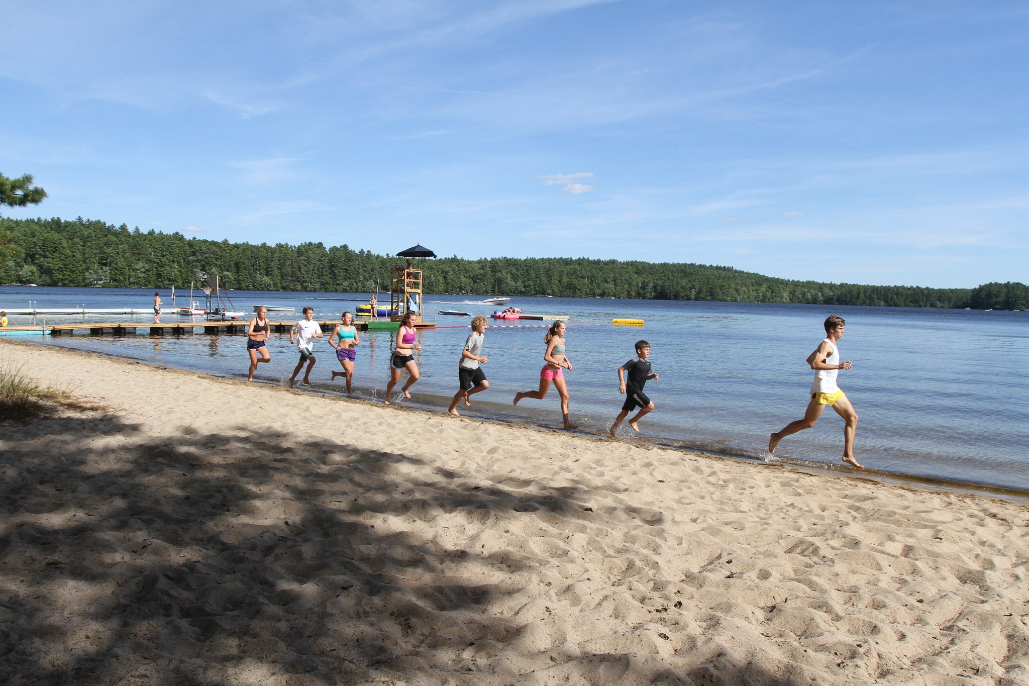 Summer Program - Water Sports | Slovenski Camps