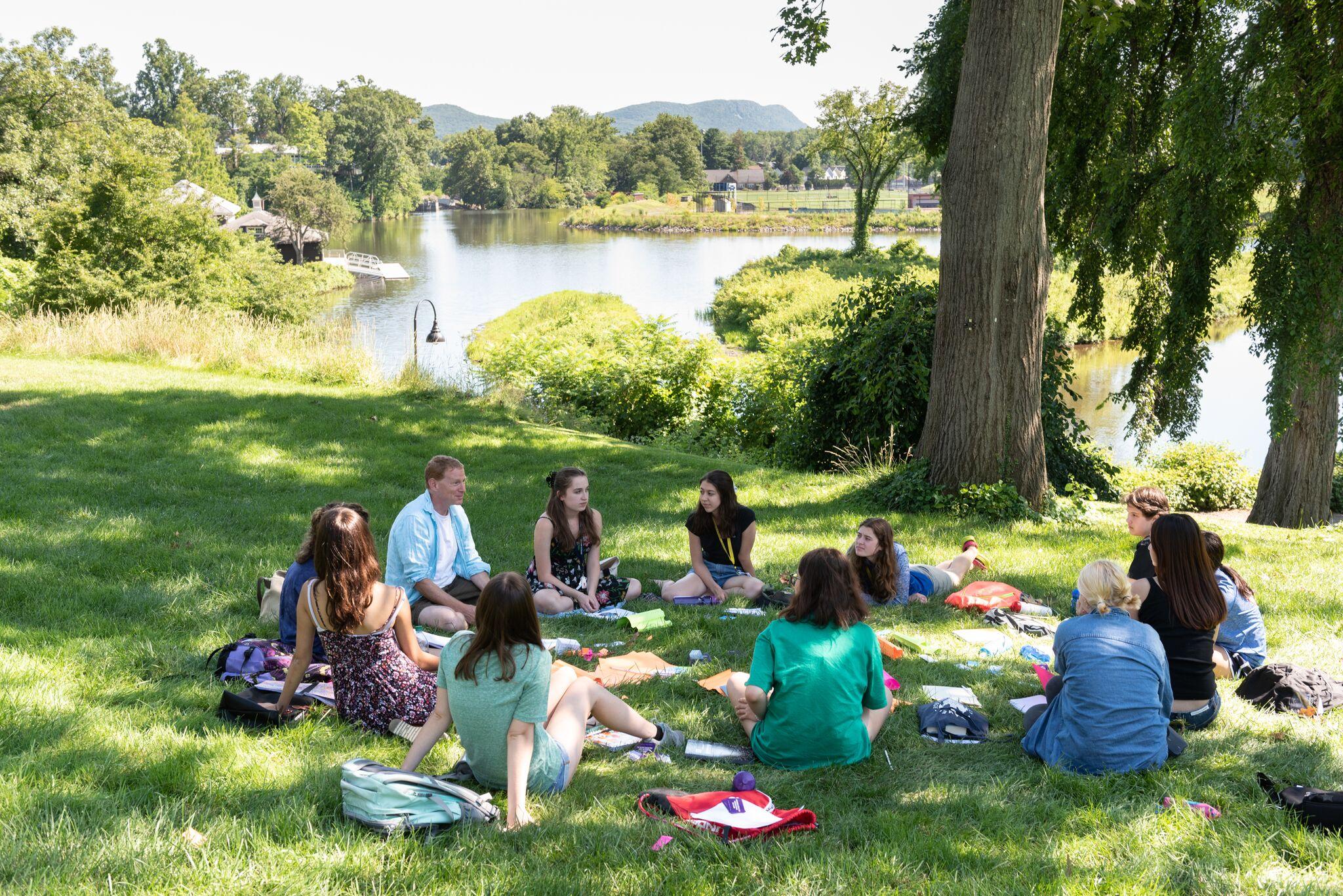 Summer Program - Writing | Smith Precollege Summer Programs - Creative Writing Workshop
