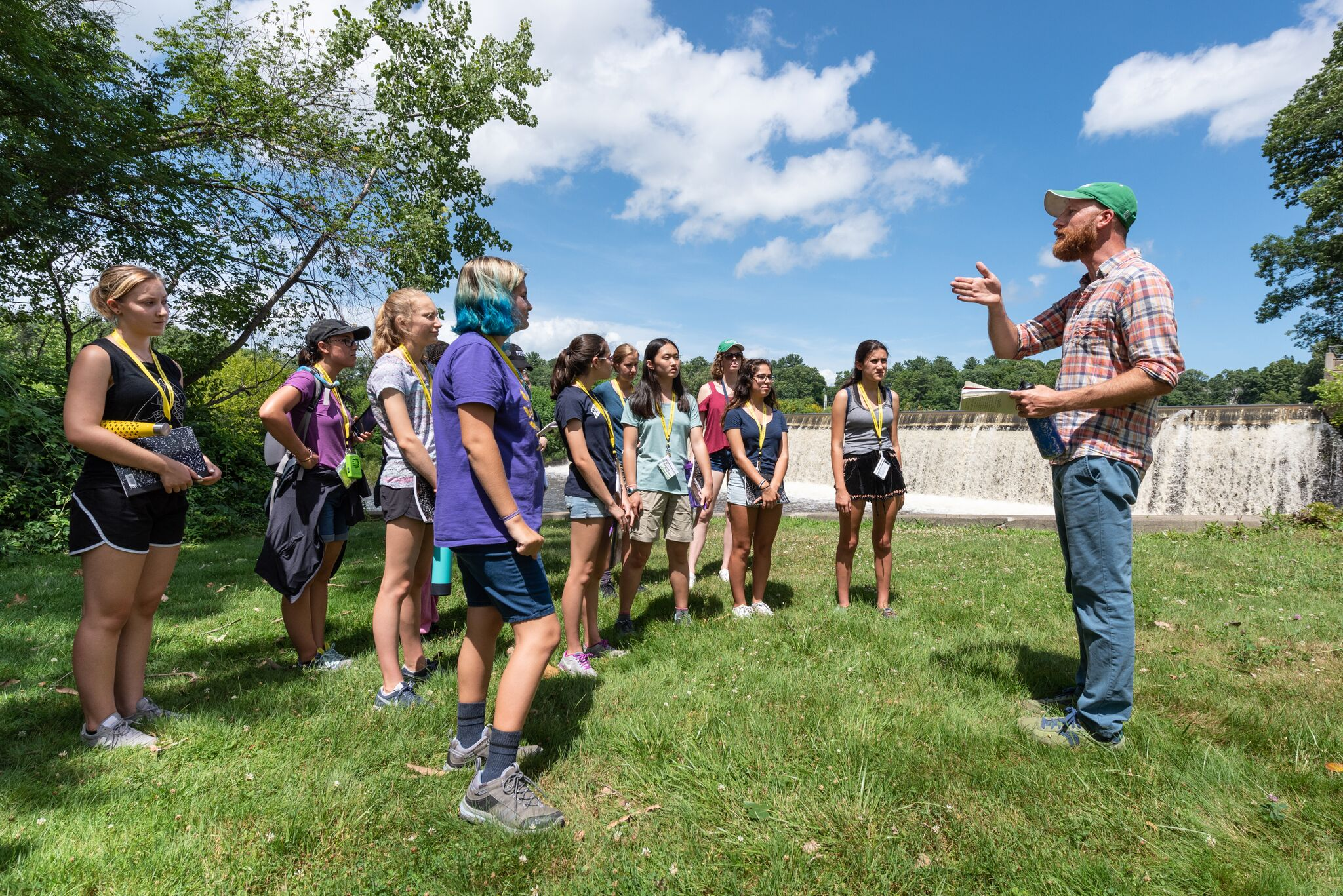 Summer Program - STEM | Smith Precollege Summer Programs - Sustainable Futures: Farming, Justice and the Environment