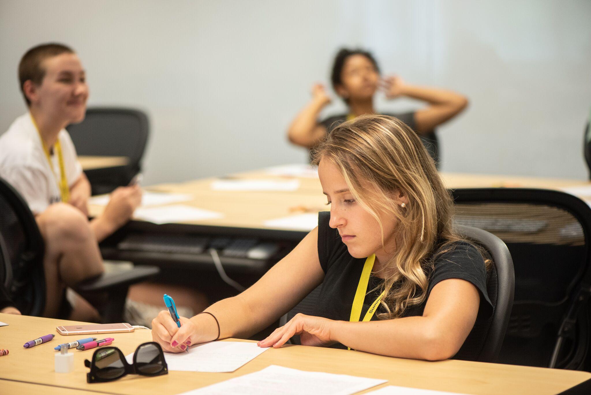 Summer Program - College Application | Smith Precollege Summer Programs
