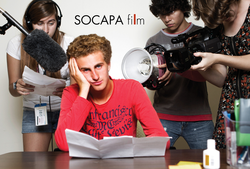 Summer Program - Pre-College | SOCAPA: Screenwriting Camp